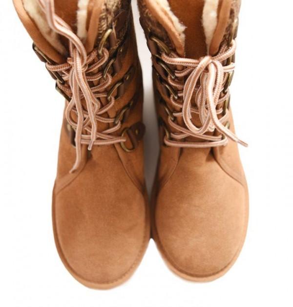 B-05 Lace Boot 5