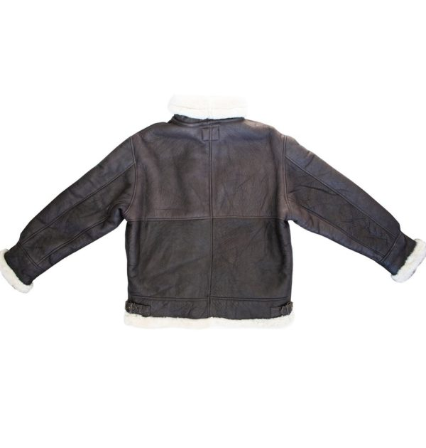 Classic Dark Brown B-3 / Back